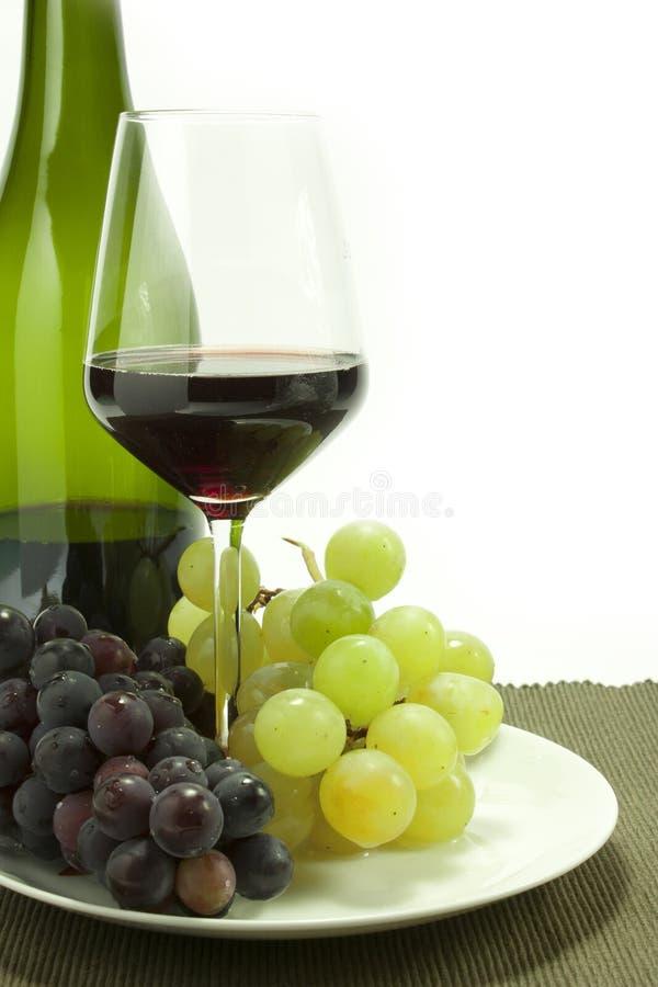 Wiązki winogrona zdjęcia stock