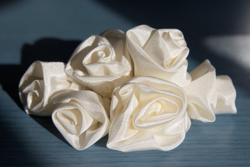 więcej akcesoriów róż welon na ślub fotografia royalty free