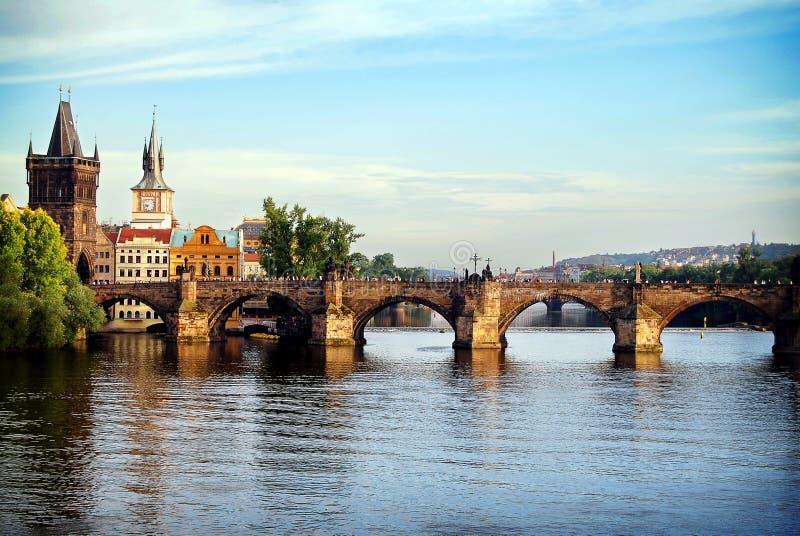 większość karlov Prague zdjęcia royalty free