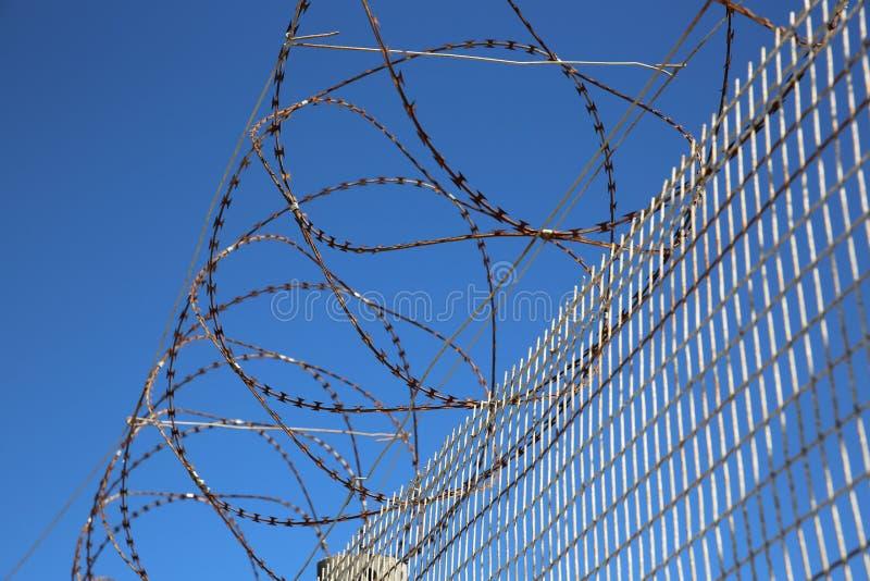 więzienie fotografia stock