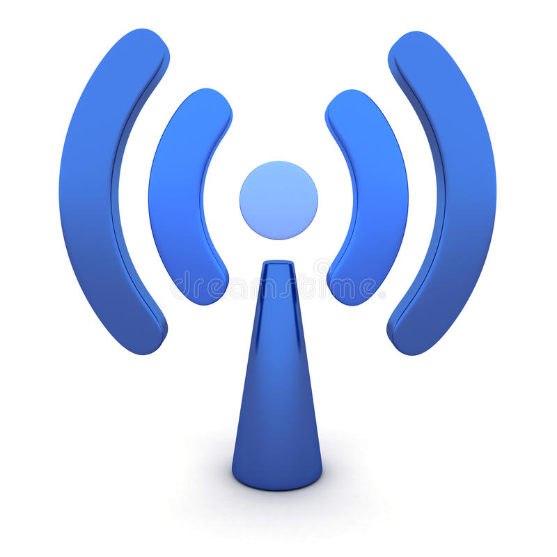 Wi-fi vector illustration