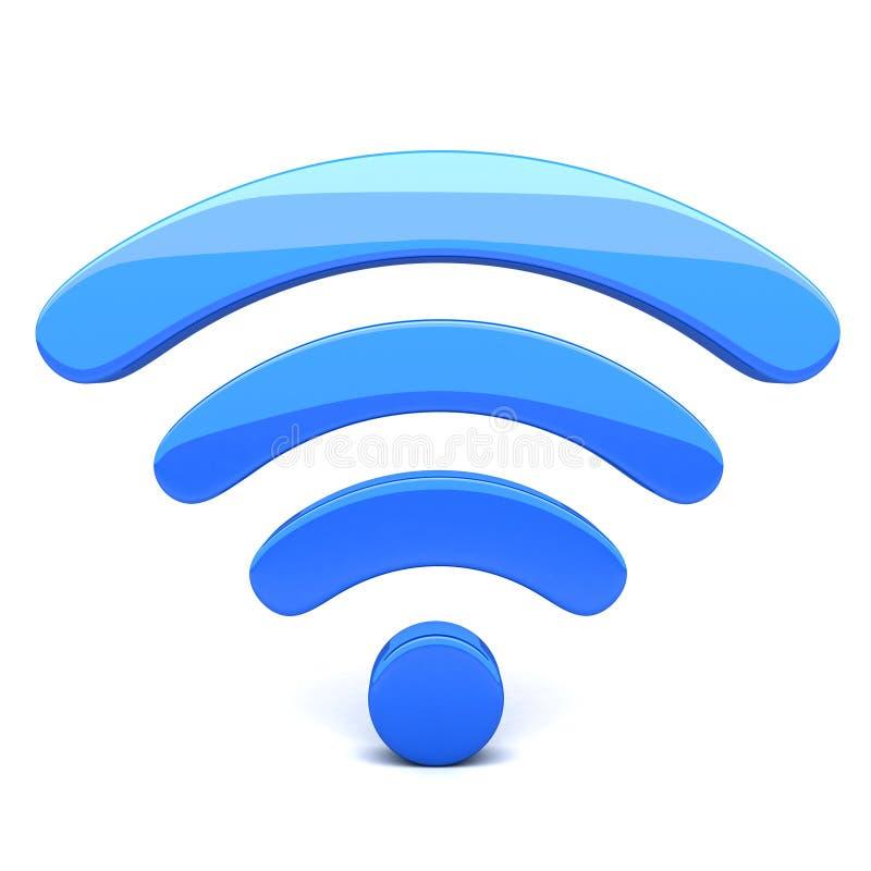 Wi-Fi royalty illustrazione gratis