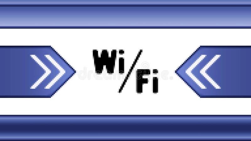 Wi-Fi lizenzfreies stockfoto
