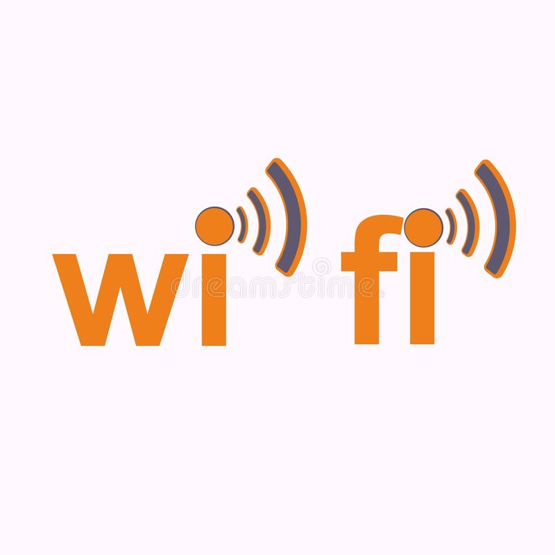 Wi fi icon vector illustration