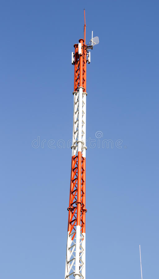 WI-NET antena obraz stock