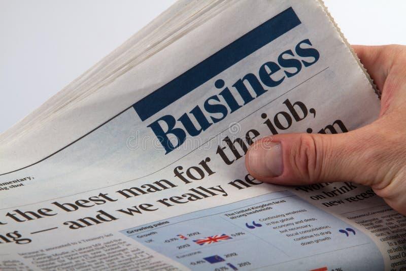 Download Wiadomości Gospodarcze Papier Fotografia Editorial - Obraz złożonej z ręka, publikuje: 28956757