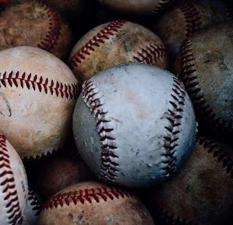 Wiadro baseballe zdjęcia stock