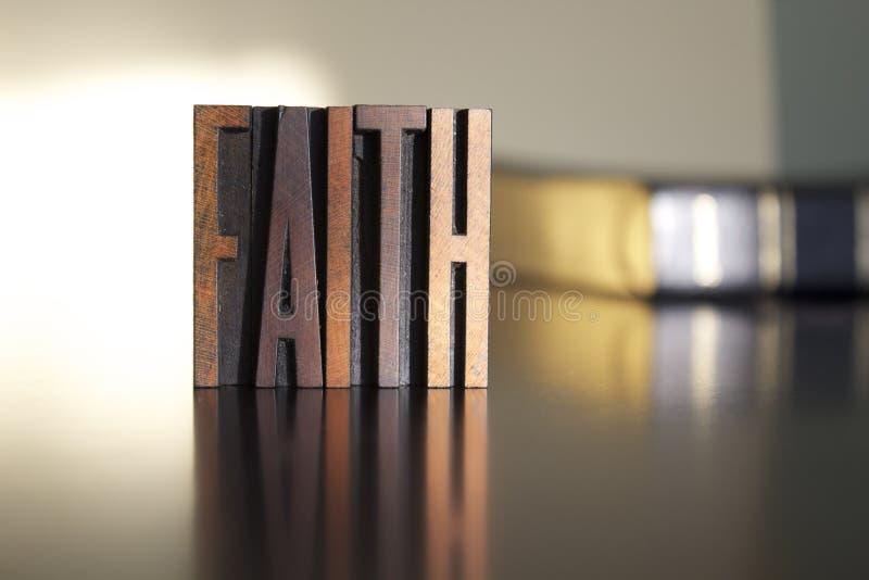 Wiara obrazy stock