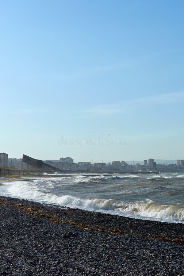 Wiatr i burza zdjęcie royalty free