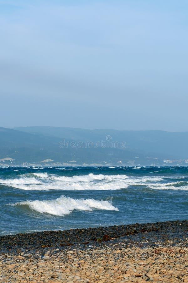 Wiatr i burza fotografia royalty free