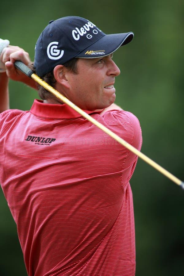 wiatr Kent golfa europejskim London klub otwarty pga zdjęcia stock