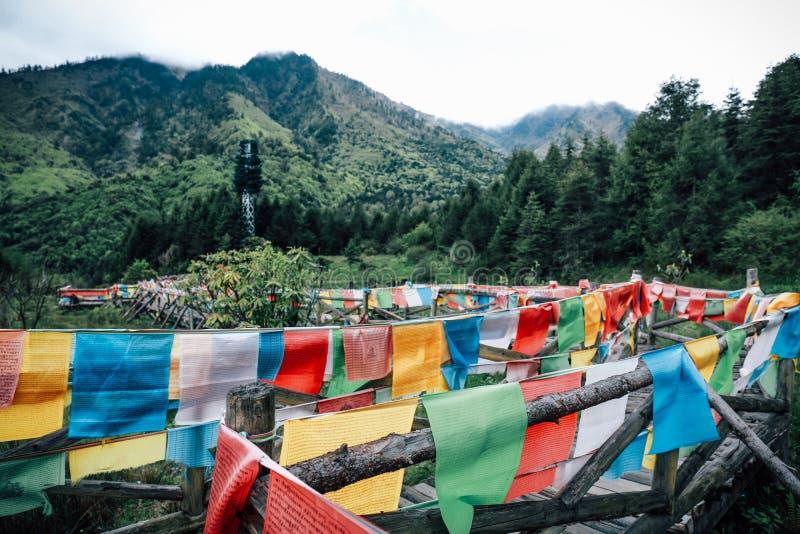 Wiatr Ma Qi fotografia stock