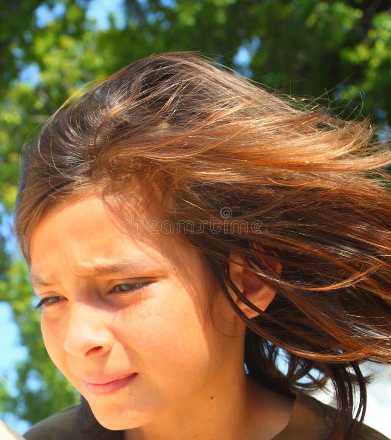 wiatr wam obrazy stock