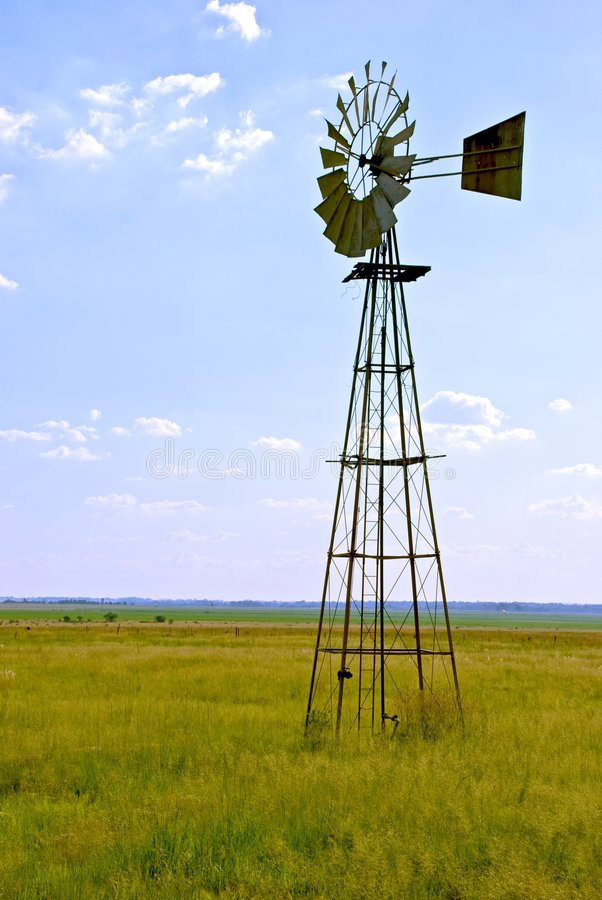 wiatraczek obraz stock