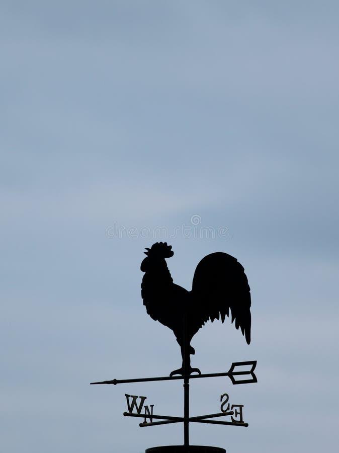 wiatrowskaz zdjęcie stock