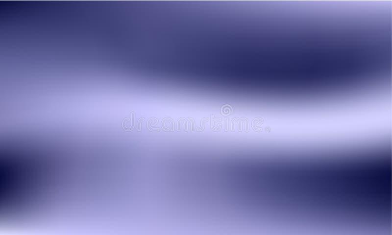 Wibrujący zmrok - błękit, fiołkowy gradientowy tło Stylowy 80s - 90s Kolorowa tekstura w pastelu, neonowy kolor ilustracji