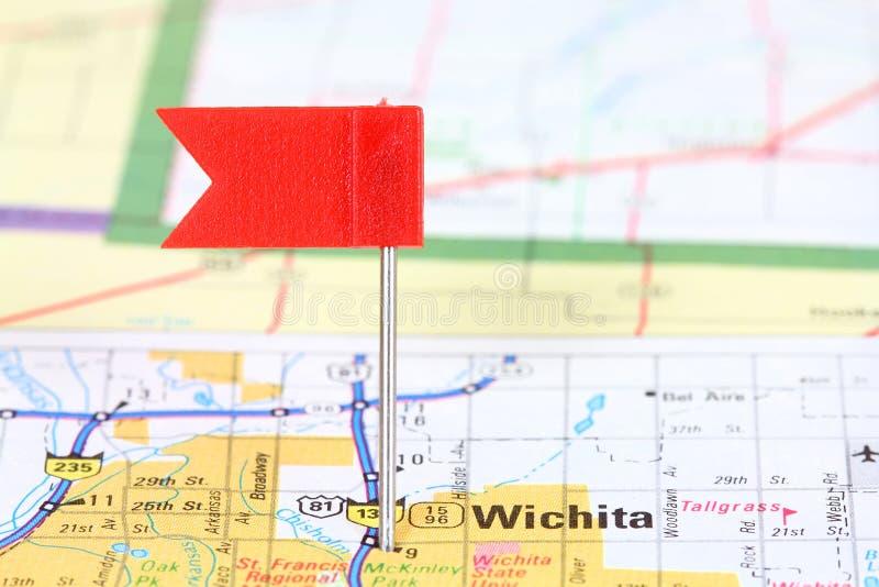 Wichita royaltyfria bilder
