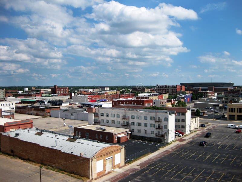 Wichita le Kansas photographie stock libre de droits
