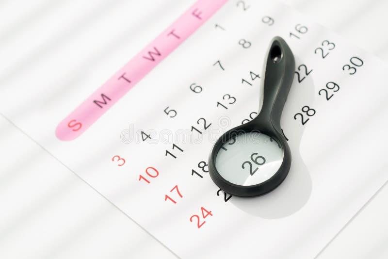 Wichtiges Datum stockfotos