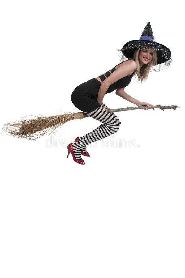 Wicked Witch stock photography