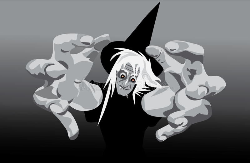 Wicked witch gets to you