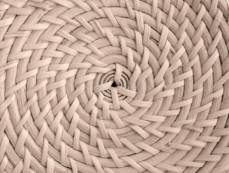 Wicker background stock photos