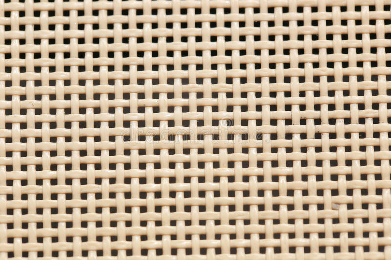 Wicker background. Close-up, beige colour royalty free stock photography