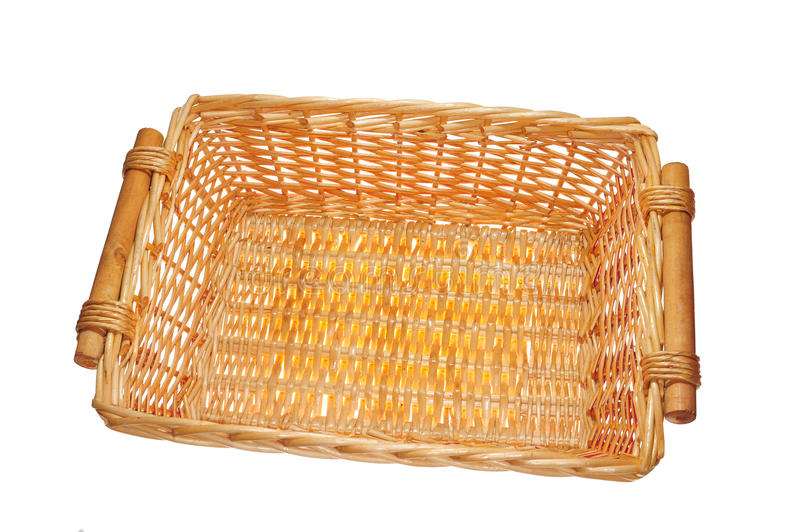 Download Wicker Basket stock photo. Image of intricate, vintage - 21051326
