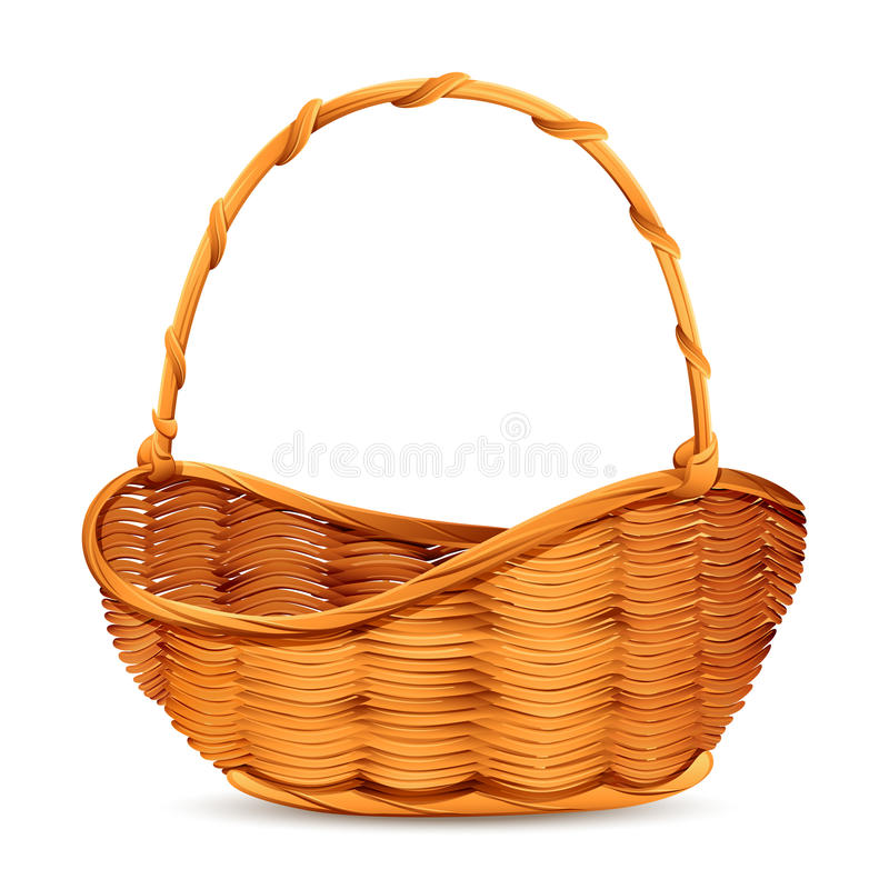 Free Wicker Basket Stock Photography - 23398122