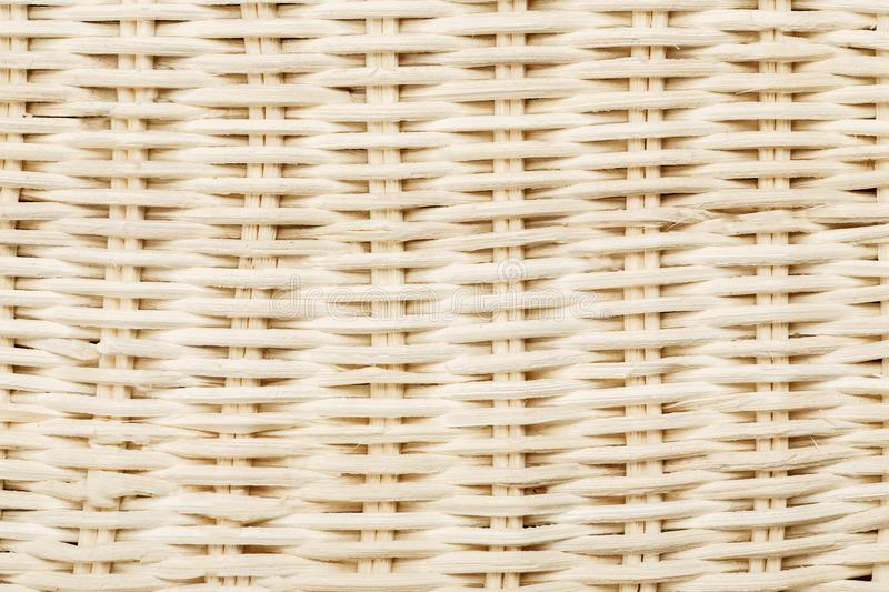 Wicker basket fragment macro shot, abstract texture. Background, pattern, weave, closeup, detail, mesh, woven, backdrop, craft, material, surface, textured stock image