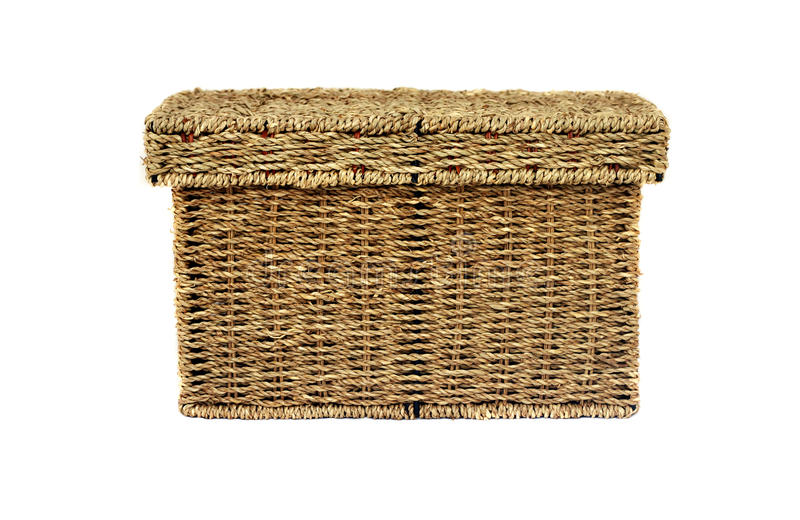 Download Wicker Box stock photo. Image of detail, background, furniture - 26077484