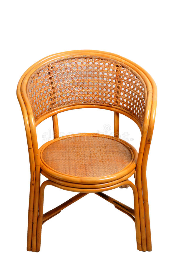 Free Wicker Chair Stock Photo - 24127810