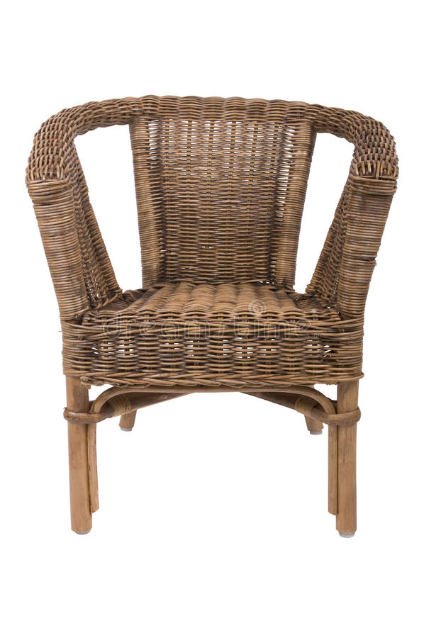 Free Wicker Chair Royalty Free Stock Photography - 28654797