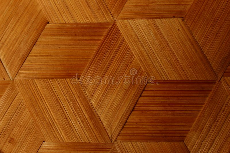 Wicker is handmade in Thailand. stock photo