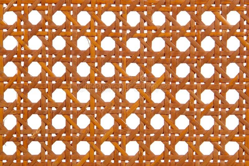 Download Wicker Rattan Weaved Pattern Background Stock Image - Image: 7416997