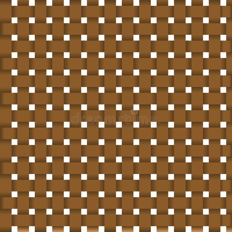 Download Wicker Seamless Texture Royalty Free Stock Images - Image: 15934789