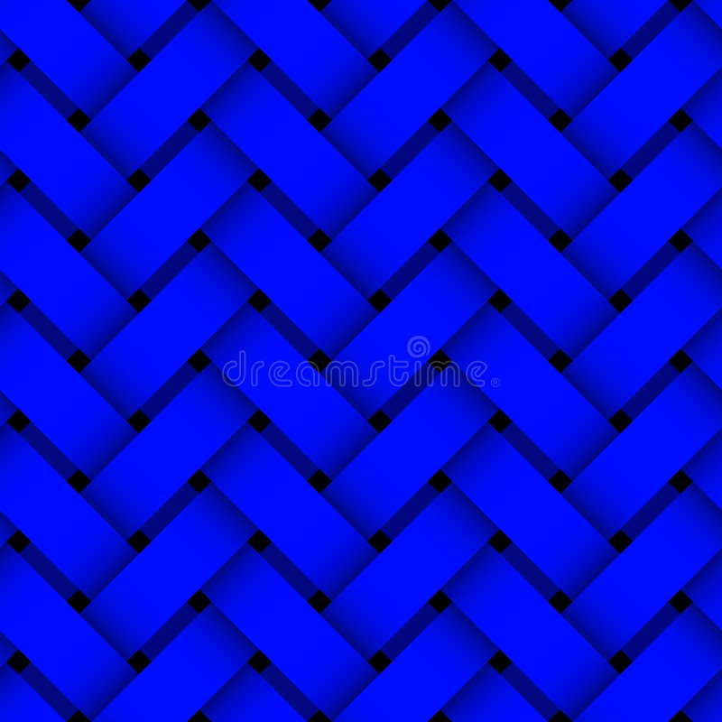 Wicker Seamless Texture Royalty Free Stock Images