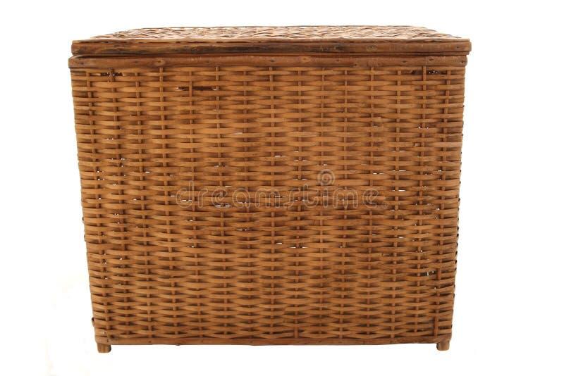 Download Wicker Storage Basket Royalty Free Stock Photo - Image: 3982475