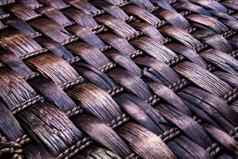 Download Wicker texture background stock photo. Image of round - 26373862