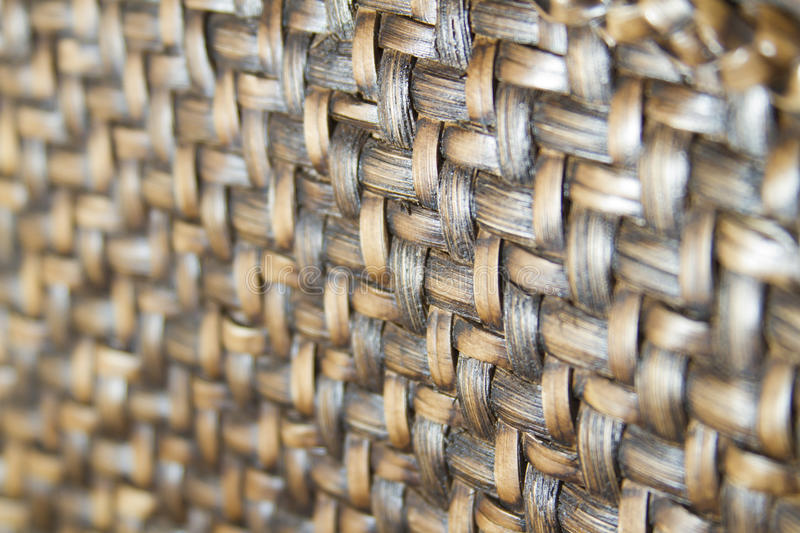 Wicker work royalty free stock photography