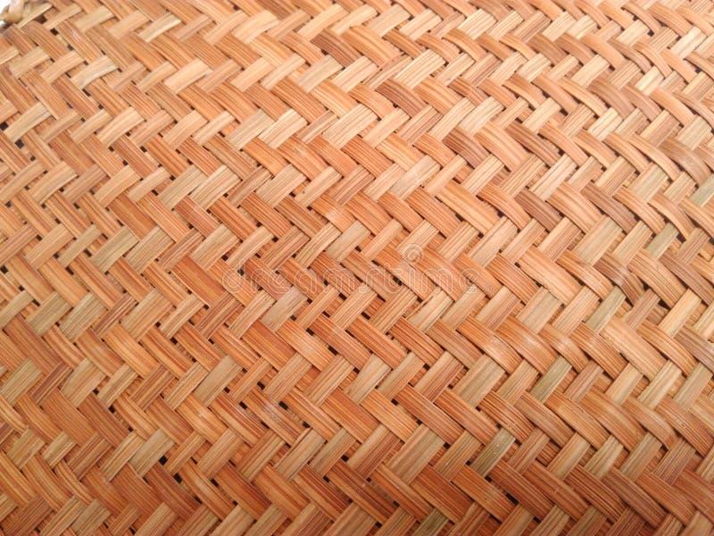 Wickerwork. From bamboo stock photos