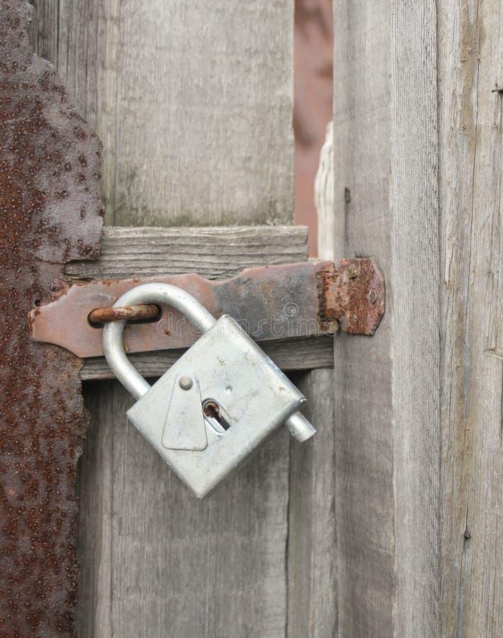 Download Wicket door with a padlock stock photo. Image of protection - 34525166 & Wicket door with a padlock stock photo. Image of protection - 34525166