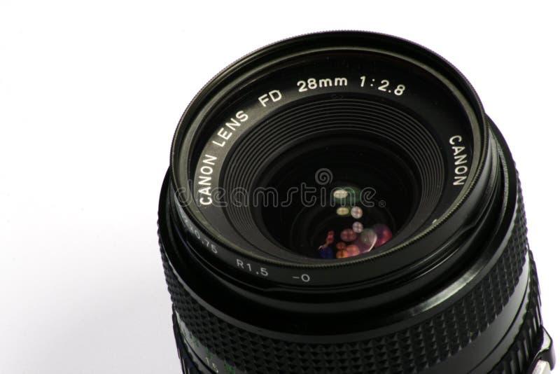 Wide angle lense stock photos