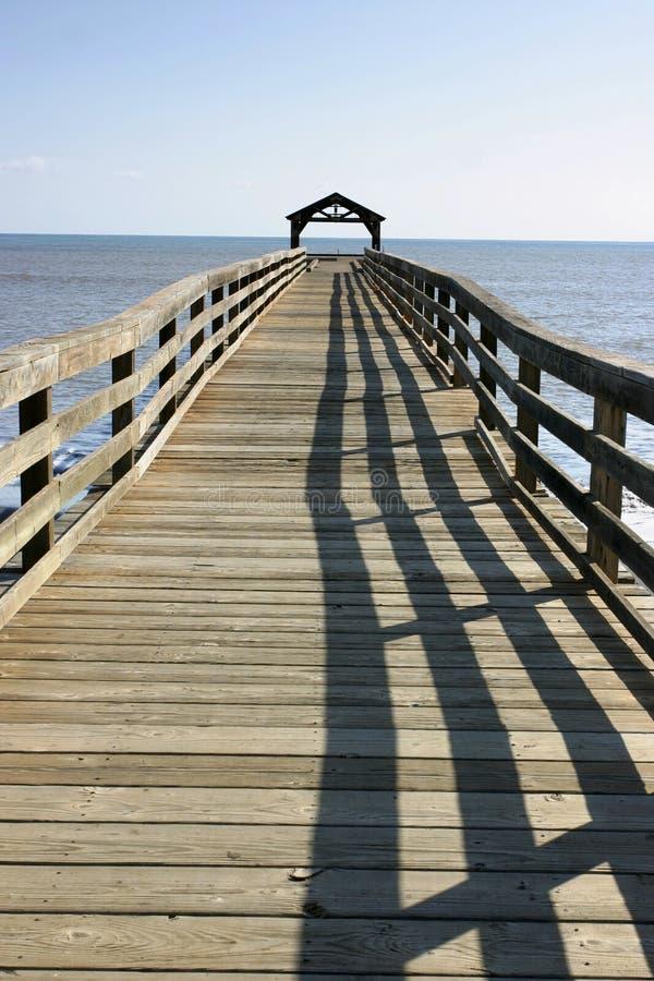 Download Wide angle pier stock photo. Image of angle, long, dock - 49824