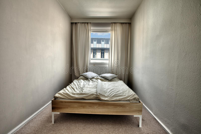 Download Wide Angle Bedroom stock image. Image of ceiling, empty - 30277929