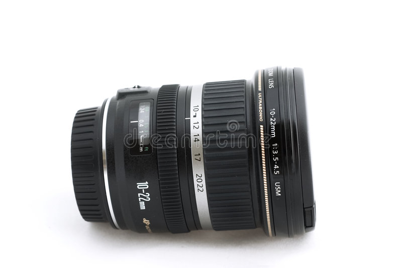 Download Wide Angle Zoom Lens Stock Image - Image: 379761