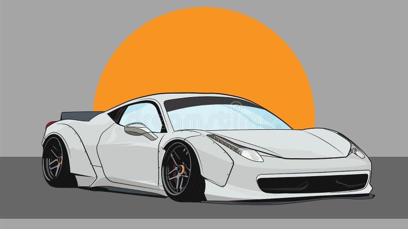 Ferrari Outline Stock Illustrations 6 Ferrari Outline Stock Illustrations Vectors Clipart Dreamstime