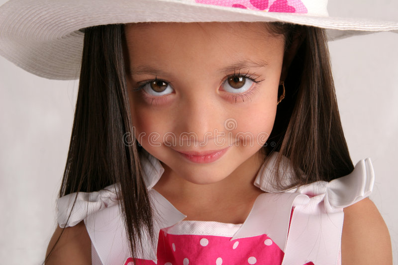 Wide-eyed in wonder royalty free stock photography