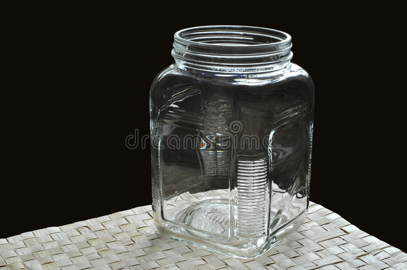 Download Wide Mouth Bottle On Grass Mat Stock Image - Image: 14132723