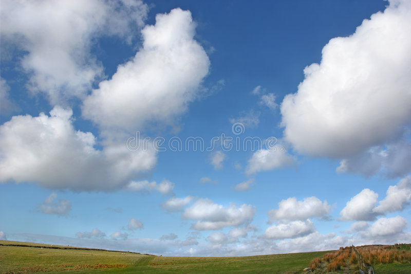 Download Wide Open Sky stock image. Image of faith, beauty, fields - 760893